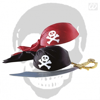 Bandana Piratenhut
